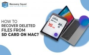 How to Recover Deleted Files From SD Card on MAC