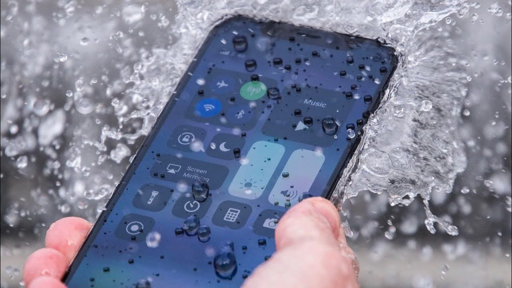 water damage iPhone recovery