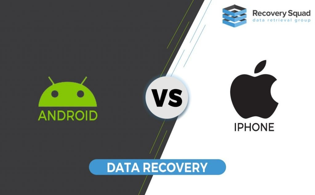 Android & iPhone Data Recovery