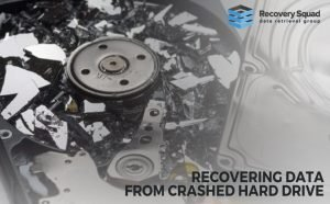 Recovering Data From Damaged Hard Drive