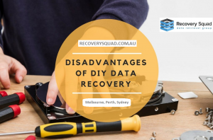 Why DIY Recovery is big no