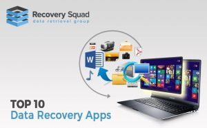 Data Recovery Apps