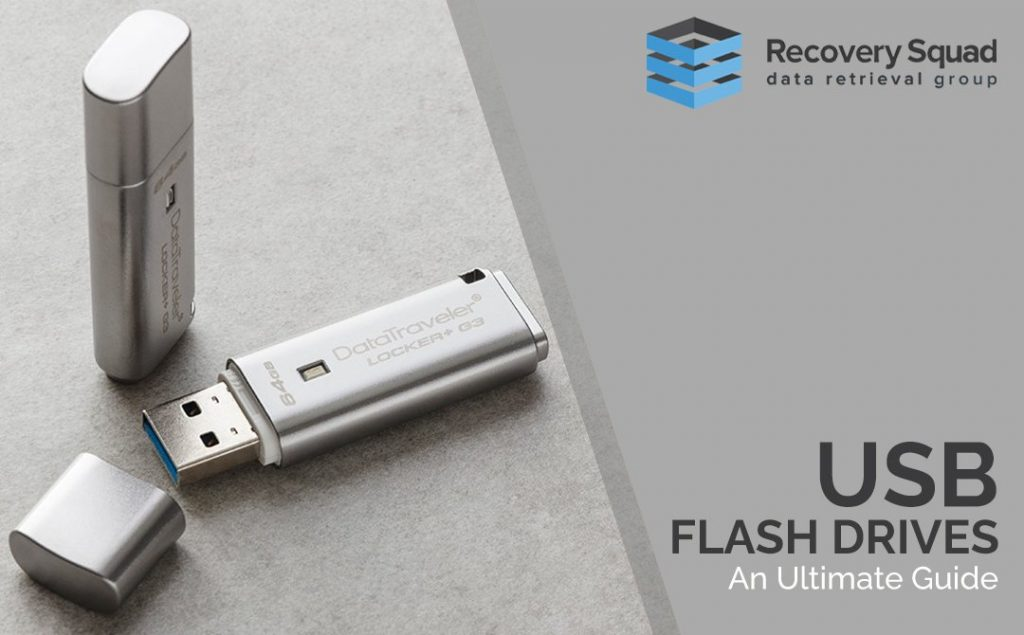 USB Drive - An ultimate guide