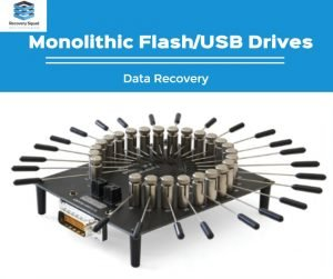 Monolithic Flash Drive Recovery