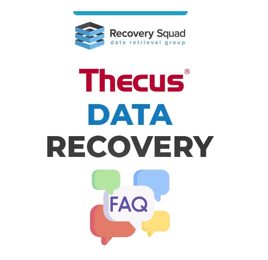 Thecus NAS Data Recovery